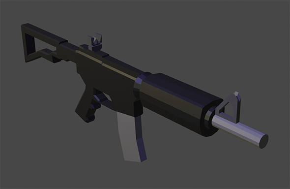M4A4 - 3DOcean Item for Sale