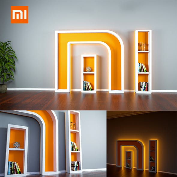 Xiaomi MI Bookshelf
