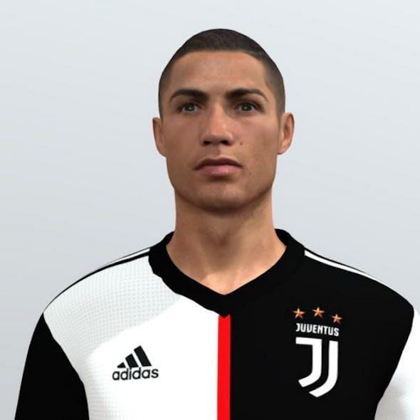 Cristiano Ronaldo rigged