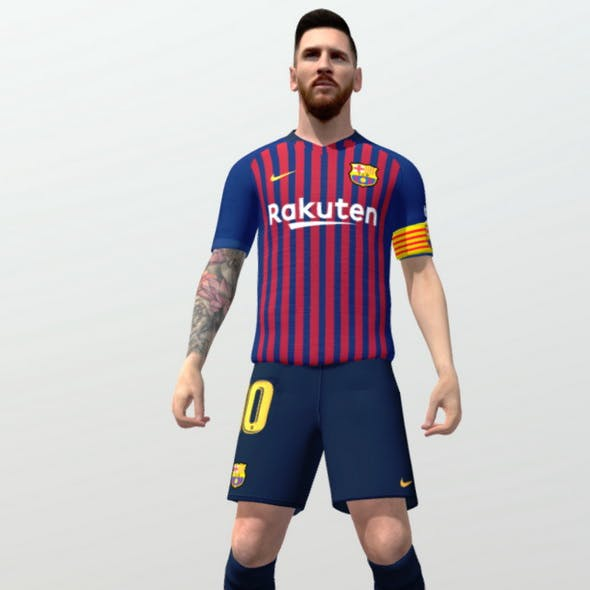Lionel Messi rigged trick