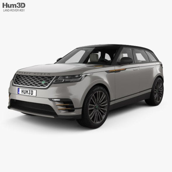 Land Rover Range Rover Velar First edition with HQ interior 2018