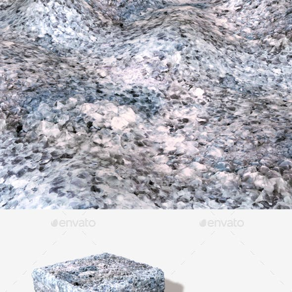 Crystals Seamless Texture