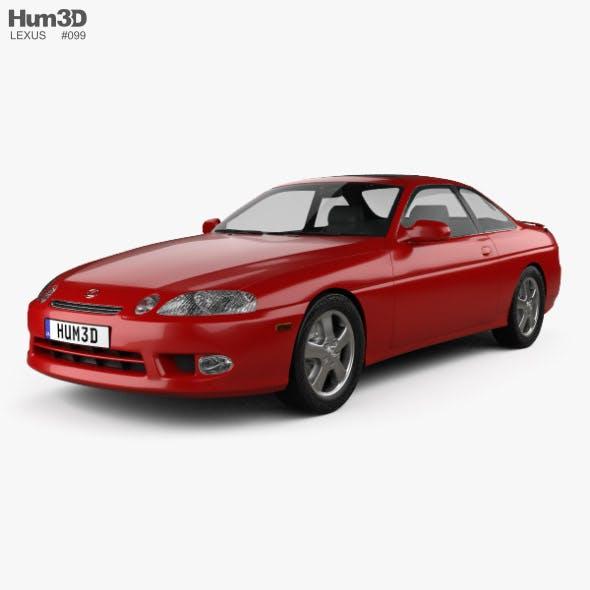 Lexus SC (Z30) 1998