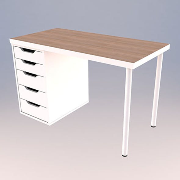 Ikea LINNMON ALEX table