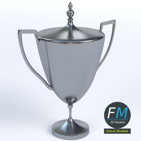 Trophy cup 2 - 3DOcean Item for Sale