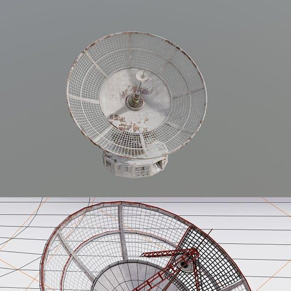 radio satelitte dish