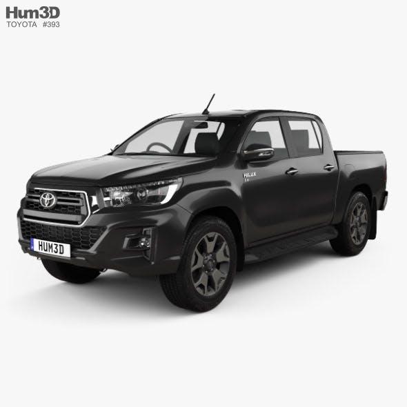 Toyota Hilux Double Cab L-edition 2019