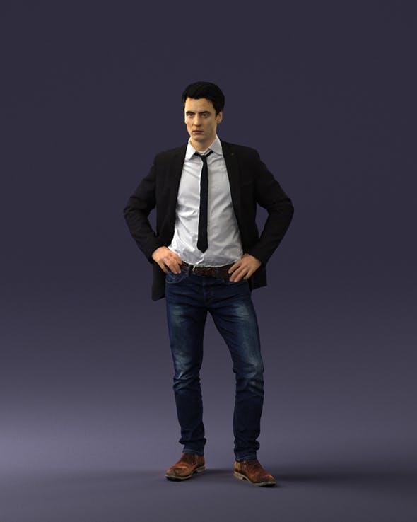 casual man 0318 - 3DOcean Item for Sale