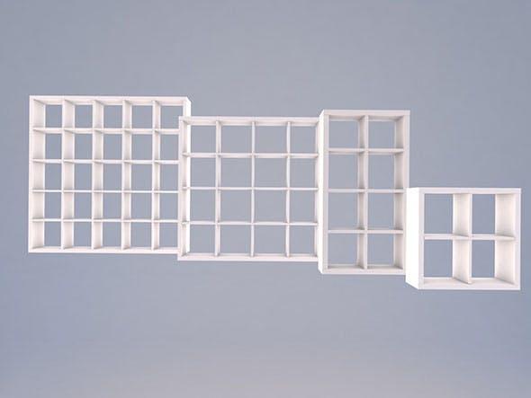 Ikea KALLAX 5in1 - 3DOcean Item for Sale
