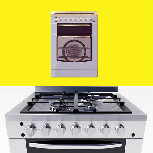 gas stove kitchenware and appliance
