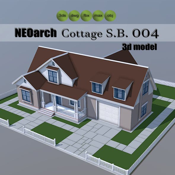NEOarch Cottage SB 004