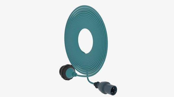 NauticExpo Electric Cable - 3DOcean Item for Sale