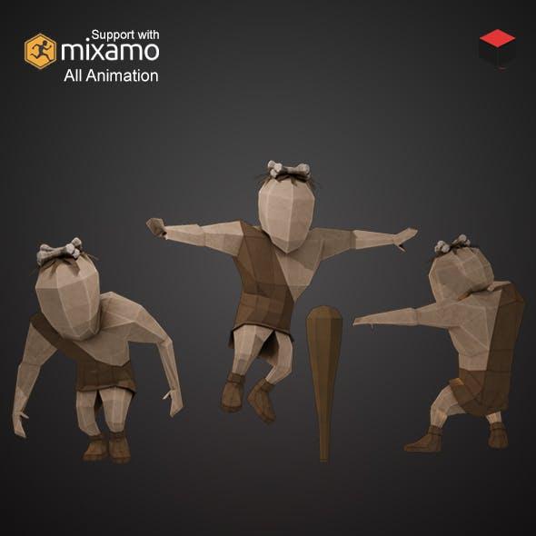 Caveman Character