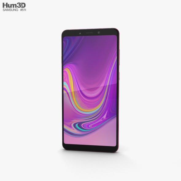 Samsung Galaxy A9 (2018) Bubblegum Pink