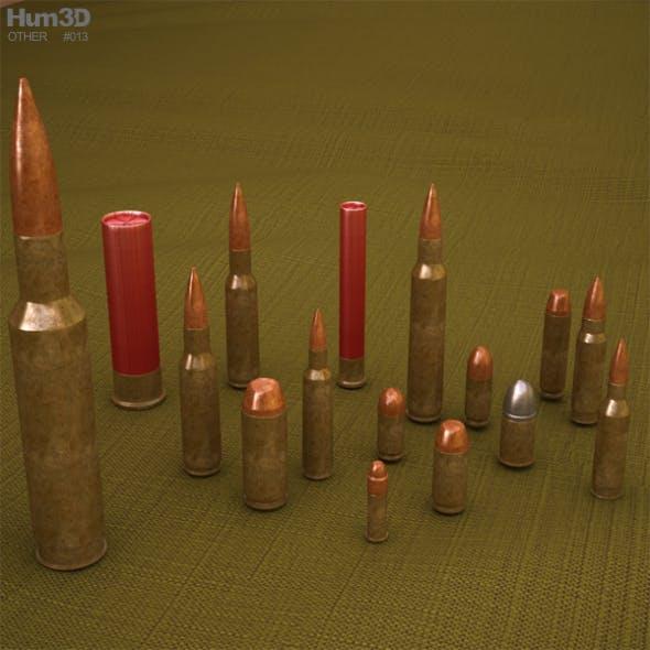 Cartridges (Bullets)