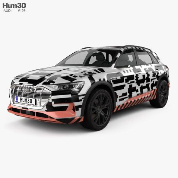 Audi e-tron Prototype 2018 - 3DOcean Item for Sale