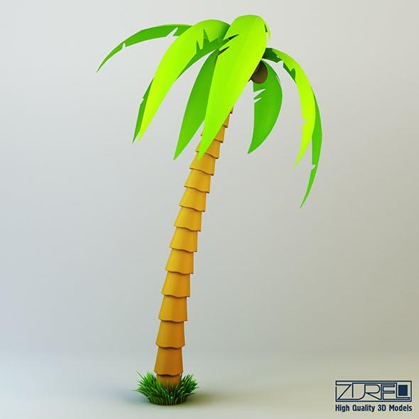 Palm Tree v 1 - 3DOcean Item for Sale