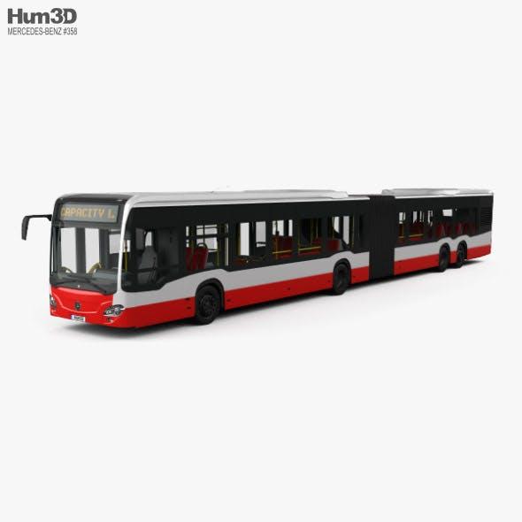 Mercedes-Benz CapaCity L 5-door Bus with HQ interior 2014