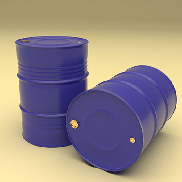 Metal Barrel 2in1