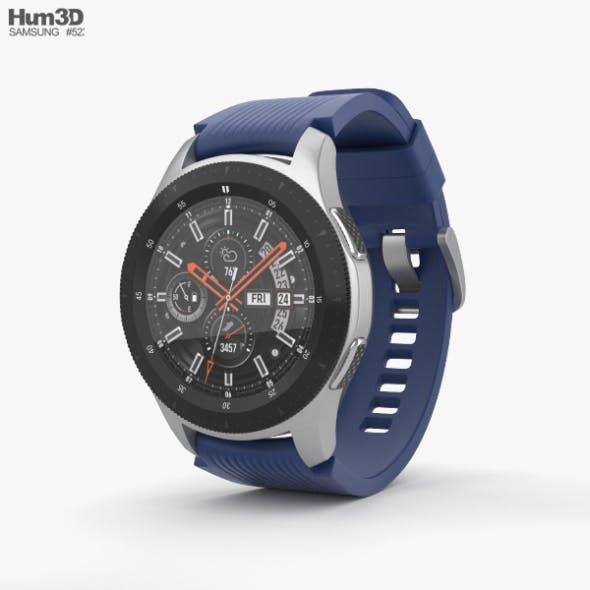Samsung Galaxy Watch 46mm Deep Ocean Blue