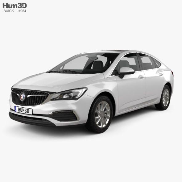 Buick Verano CN-spec 2018