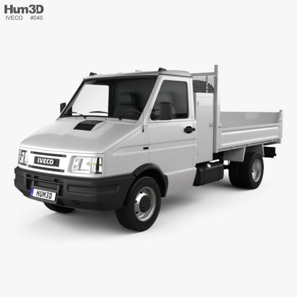 Iveco Daily Single Cab Tipper 1996