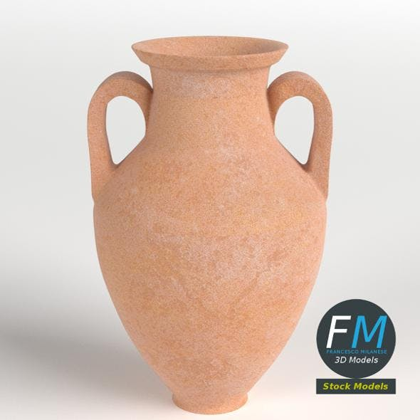 Amphora Jar Vase