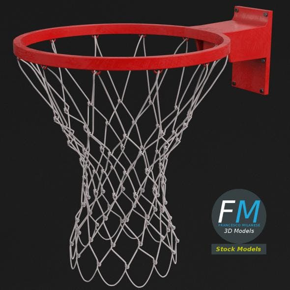 Basket ring - 3DOcean Item for Sale