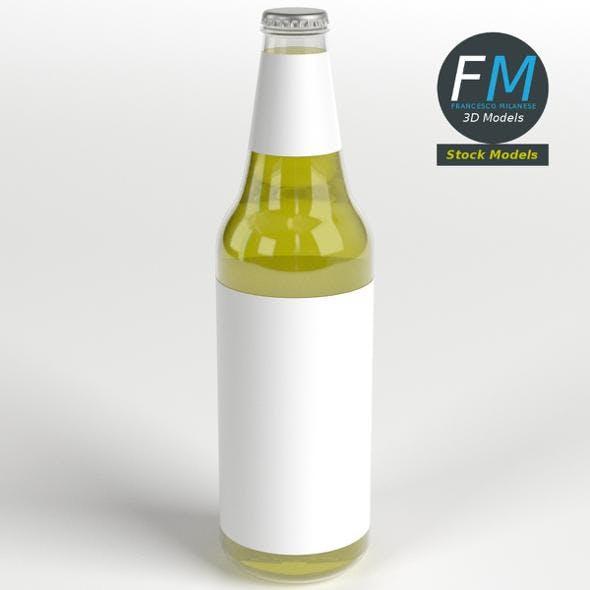 Beer bottle - 3DOcean Item for Sale