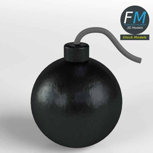 Bomb - 3DOcean Item for Sale