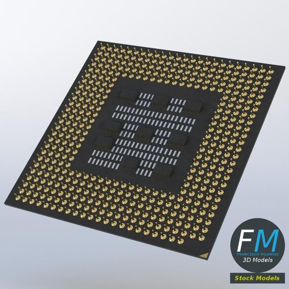 CPU - 3DOcean Item for Sale