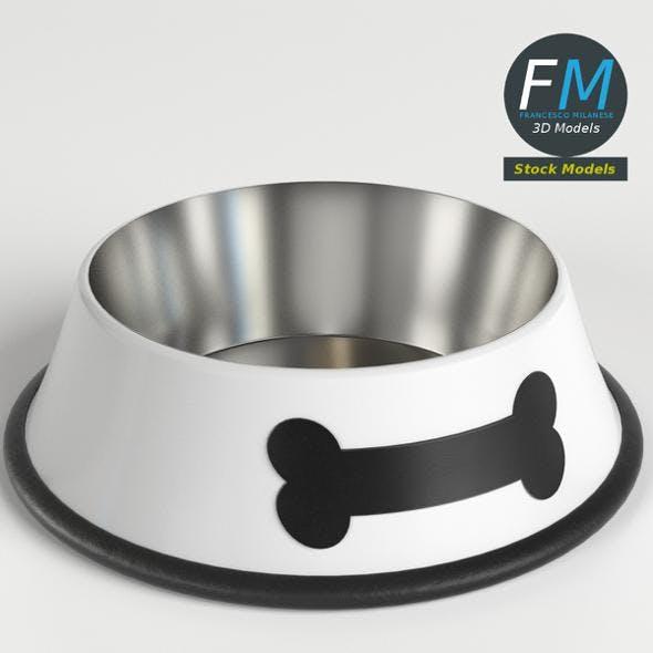 Dog bowl 1 - 3DOcean Item for Sale