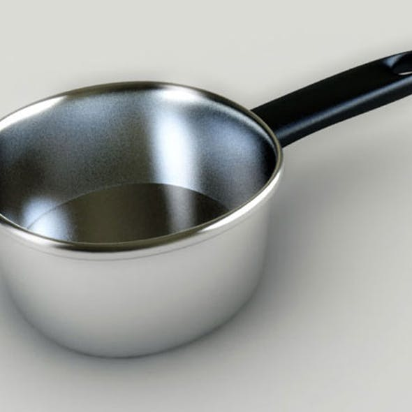 Cooking Pot / 3Ds Max