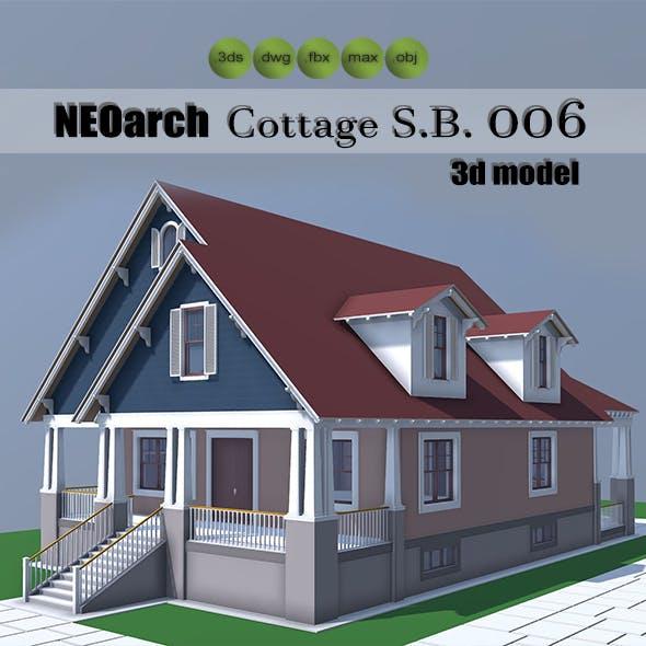 NEOarch Cottage SB 006