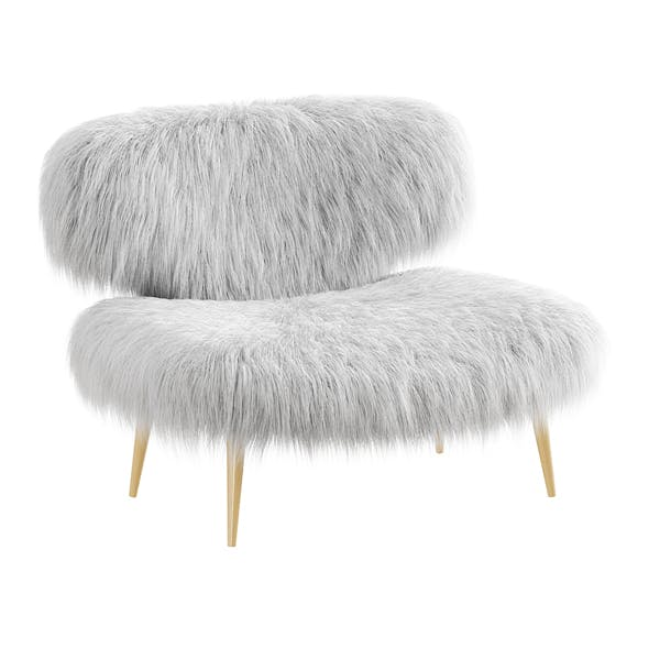 Woolly Bella Chair by Videre Licet - 3DOcean Item for Sale