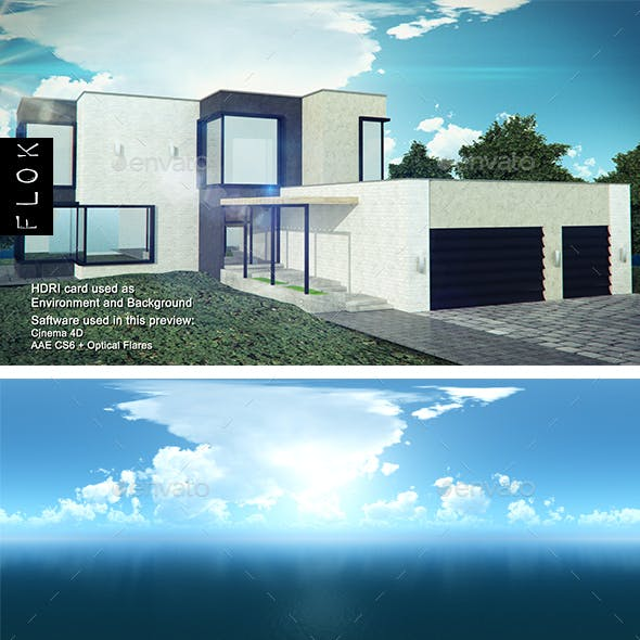 HDRI Pack - Sea vol5