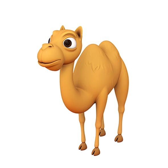 Camel Character