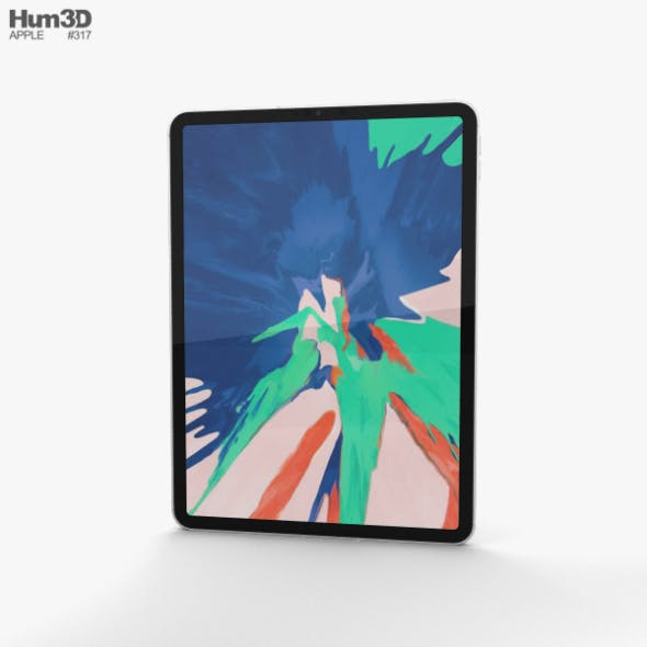 Apple iPad Pro 11-inch (2018) Silver