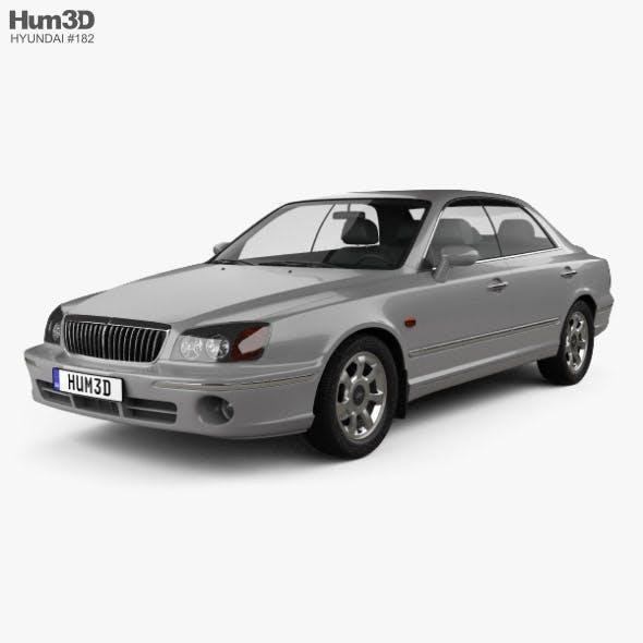 Hyundai Grandeur 1999