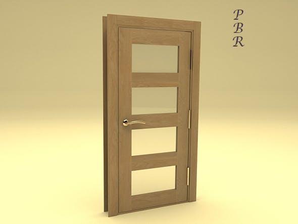 3D Door interior - 3DOcean Item for Sale