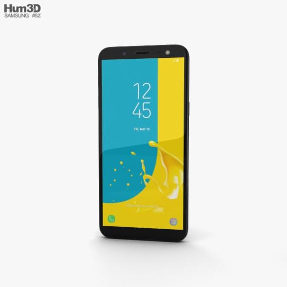 Samsung Galaxy J6 Black - 3DOcean Item for Sale