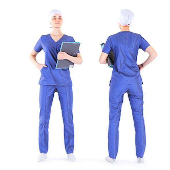 Surgical nurse 18