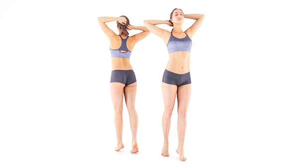 Female sport 22 - 3DOcean Item for Sale