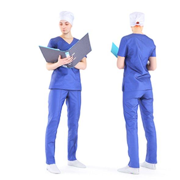 Surgical nurse 16