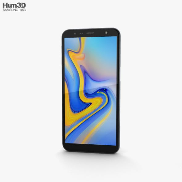 Samsung Galaxy J6 Plus Gray - 3DOcean Item for Sale