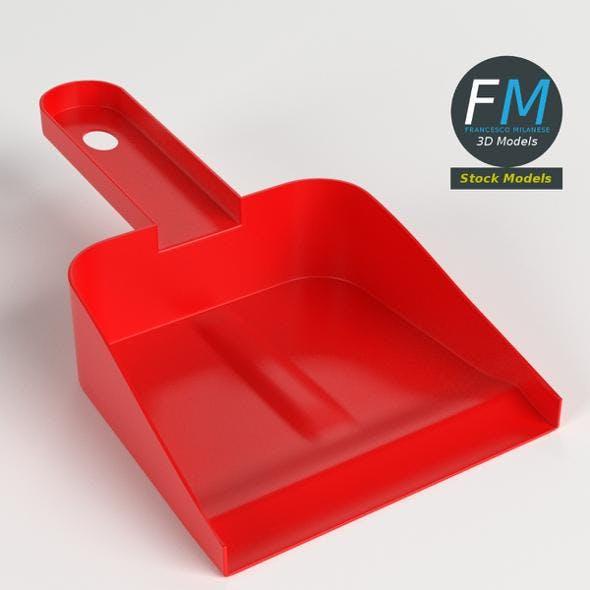 Dustpan - 3DOcean Item for Sale