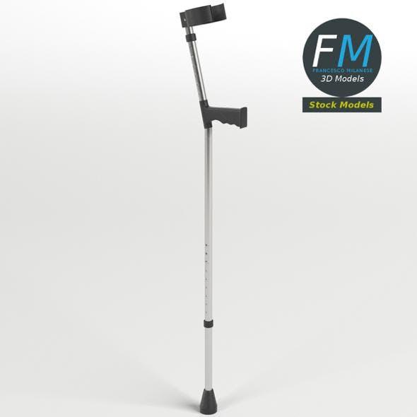 Elbow crutch - 3DOcean Item for Sale