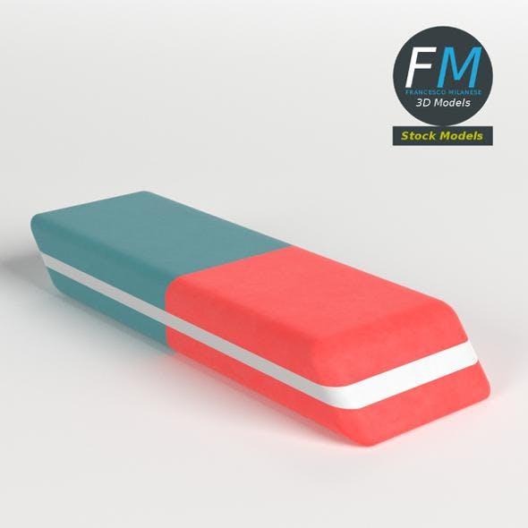 Eraser - 3DOcean Item for Sale