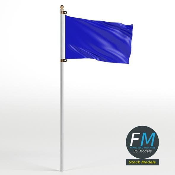 Flag 1 - 3DOcean Item for Sale