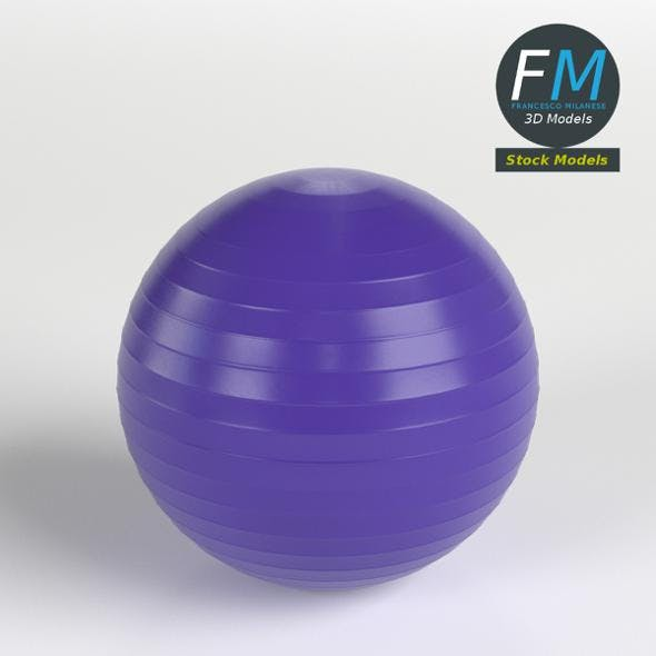 Fitball - 3DOcean Item for Sale